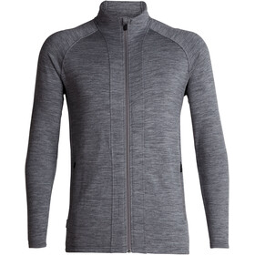 Icebreaker Wander Jacket Men Gritstone Heather